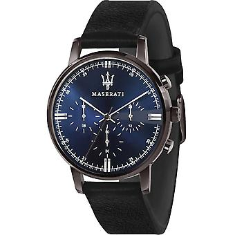 Mens Watch Maserati R8871630002, Kvarts, 42mm, 5ATM