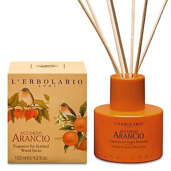 L'Erbolario Accordo Arancio Duft Ambience Parfüm 125 ml