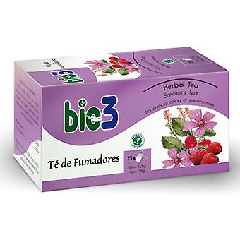 Bio3 Special Smoker Infusion 25 SachetsBreathe Decongestant 1,5 gr 25 Bags