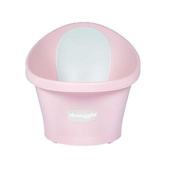 Shnuggle Baby Bath Seat With Plug - Rose