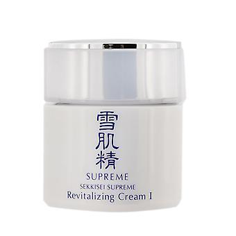 Sekkisei supreme revitalizing cream i 126670 38ml/1.4oz
