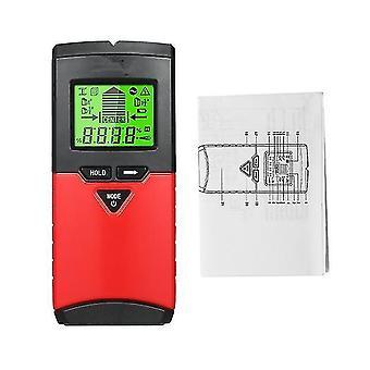 2 В 1 болт детектор цифровой металлоискатель многофункциональный детектор металлической проволоки без батареи