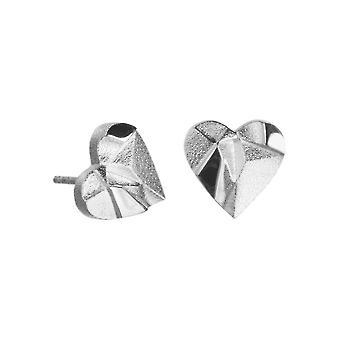 Kalevala Earrings Women's My foolish heart Silver 2651340T