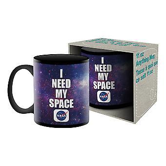 Nasa - i need my space ceramic mug
