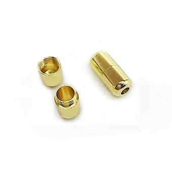 Metal Lock Cordones Elásticos Adultos