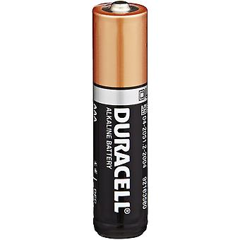 Duracell AAA or R3 alkaline battery code 81480556 12bc blister