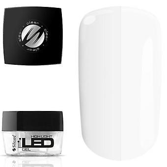 High Light LED Gel - Builder Clear - 15 g - Silcare