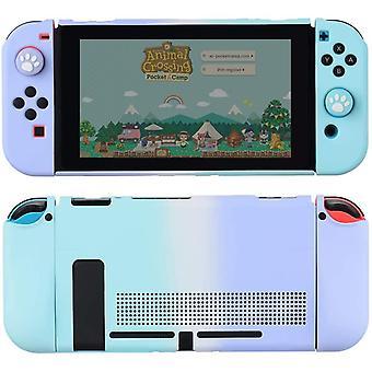FengChun Schutzhülle für Nintendo Switch, Hülle mit stabilm, kratzfestem, stoßfestem Cover Shell