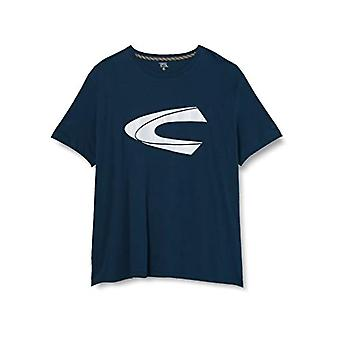 camel active 4096034t0344 T-Shirt, Navy, XXL Men's