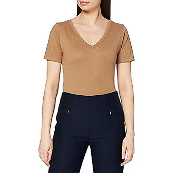 Trigema 502207 T-Shirt, Walnut Melange, XXL Woman