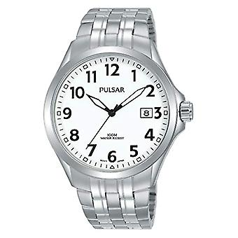 Pulsar Analogueic Watch Quartz Man with Stainless Steel Strap PS9627X1