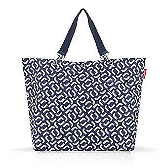 Reisenthel ZU4073 Signature - Grand sac à provisions, en tissu polyester de haute qualité, imperméable à l'eau, 68 x 45,5 x 20 Ref. 4012013721298