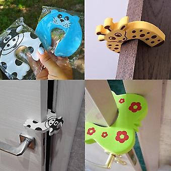 Baby Nesting Safety Guard Proofing Door Stoppers Finger Safety Guard