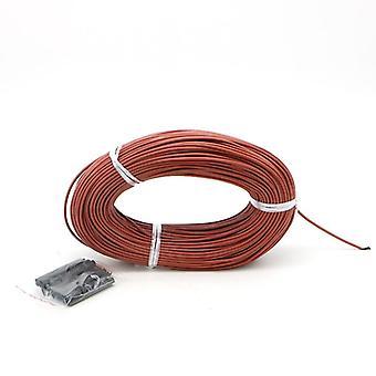 红外加热电缆、碳暖地板光纤热线、电力热线