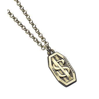Newt Scamander Logo Necklace