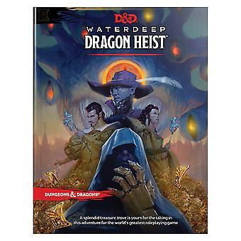 Dungeons & Dragons (DDN) Waterdeep Dragon Heist