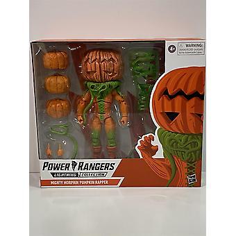 Power Rangers Mighty Morphin Pumpkin Rapper Lightning Collection Hasbro F0543