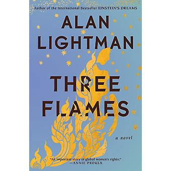 Three Flames by Alan Lightman