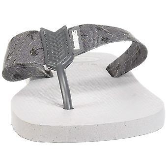 Havaianas Miesten Urban sarjan sandaali Ice teräksen harmaa