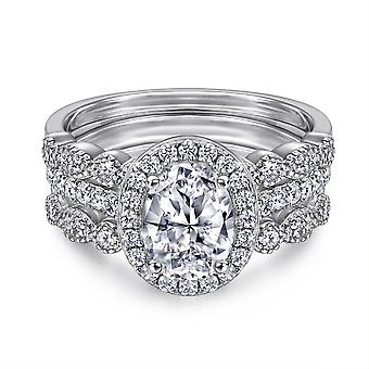 Sterling Silver Ring 925sterling Silver Ring Sterling Silver Ring For Women's