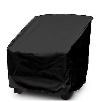 Patio High Back Chair Cover, Waterproof And Durable Outdoor Stackable Chair Cover, Premium Outdoor