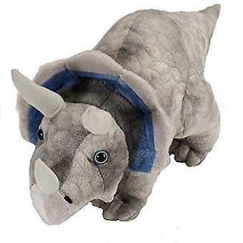 Triceratops Plush, Dinosaur Stuffed Animal, Plush Toy, Gifts for Kids, Dinosauria 15 Inches