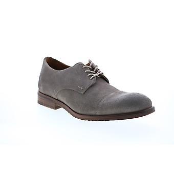 Frye Adult Mens Grant Oxford Plain Toe Oxfords & Lace Ups