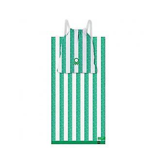 Serviette de plage Benetton Green (2 pcs)