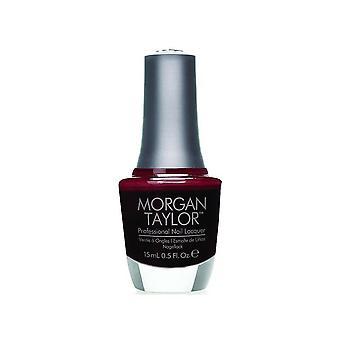 Morgan Taylor ta ledningen lyx smidig långvarig nagellack lack