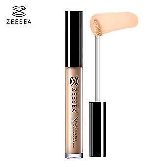 Full Coverage Makeup Cosmetic Pores Dark Circles Brighten Liquid Concealer|Concealer(Natural Color)