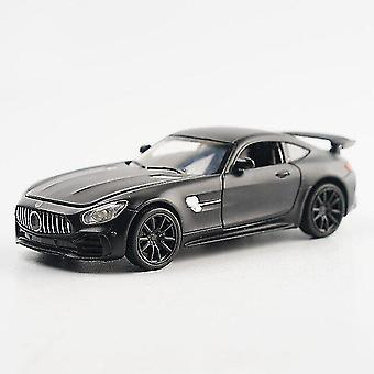 Toy cars 1:32 amg gtr car alloy car model simulation car decoration collection christmas gift toy die casting model