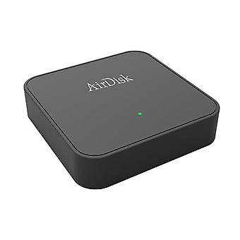Home Smart Network Cloud Storage Multi-person Sharing Mobile Hard Disk Box