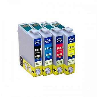 Compatible Ink Cartridge Inkoem T181 522 522 522
