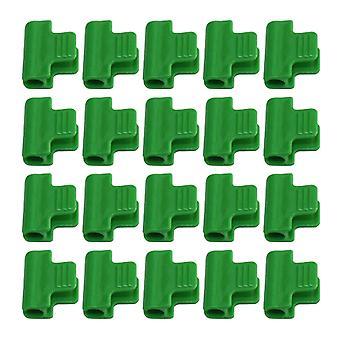 Greenhouse Clip Accessories Plastic Film Clips Greenhouse Pliers Clips Garden Plants Clips Greenhouse Pliers Durable Plants Clips For Greenhouse Tunne