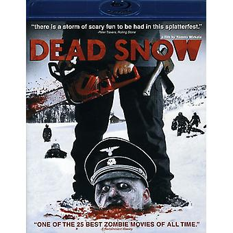 Dead Snow [BLU-RAY] USA import