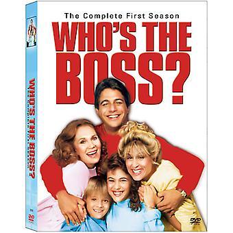 Chi è il capo: importazione USA stagione 1 [DVD]