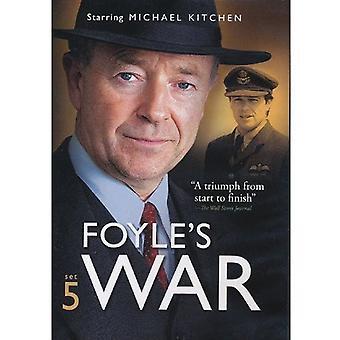 Foyle es Krieg Set 5 [DVD] USA import