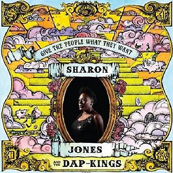 Sharon Jones & the Dap-Kings - Give the People What They Want [CD] USA import
