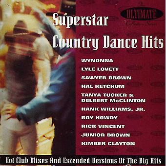 Ultimate Collectors Series - Ultimate Collectors Series: Vol. 1-Superstar Country Dance [CD] USA import