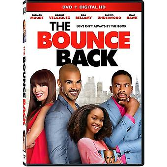 Bounce Back [DVD] USA import