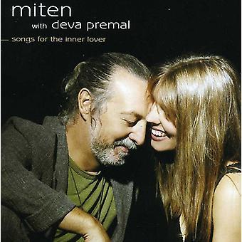 Deva Premal & Miten - Songs for the Inner Lover [CD] USA import