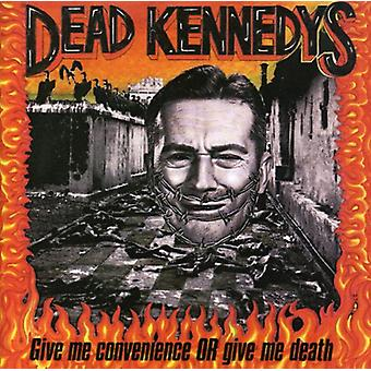Dead Kennedys - Give Me Convenience or Give Me Death [CD] USA import