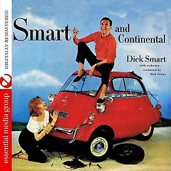 Dick Smart - Smart & continentaal [CD] USA import