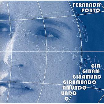 Fernanda Porto - Giramundo [CD] USA import