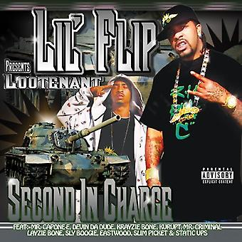 Lil' Flip Presents - Lootenant Second in Command [CD] USA import