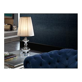 Schuller Oliver Small Table Lamp, Chr