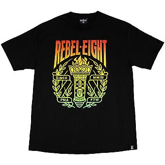 Rebel8 Torch T-shirt Black