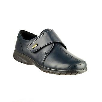 Cotswold Womens Cranham Touch Fixation Shoe Navy