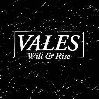 Vales - Wilt & Rise [CD] USA import
