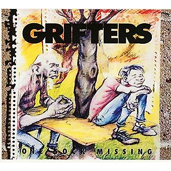 Grifters - One Sock Missing [CD] USA import